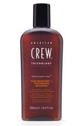 American Crew Hair Recovery + Thickening shampoo 250ml