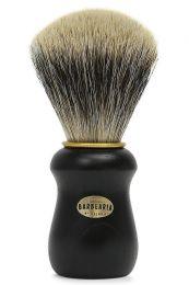 Antiga Barbearia de Bairro scheerkwast dassenhaar Zwart