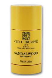 Geo F Trumper deodorant stick Sandelhout 75ml