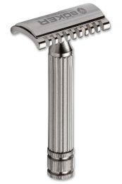 Boker double edge safety razor met tandkam