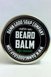 Damn Good Soap Company Baardbalm The Woods 50gr