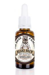 Mr Bear Family baardolie Beard Brew Woodland 30ml