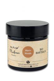 Meissner Tremonia organic baardbalm Warm Woods 60gr