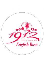 Wickham Soap Co. 1912 scheercrème English Rose 140gr