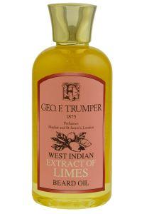 Geo F Trumper baardolie Extract of Limes 100ml