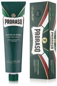Proraso scheercrème Menthol en Eucalyptus 150ml