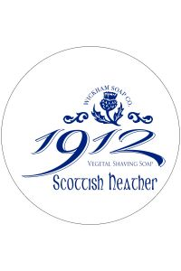 Wickham Soap Co. 1912 scheercrème Scottish Heather 140gr