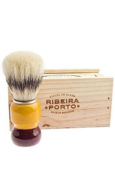 Antiga Barbearia de Bairro scheerkwast varkenshaar Ribeira do Porto