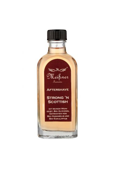 Meissner Tremonia after shave Strong N Scottish 100ml