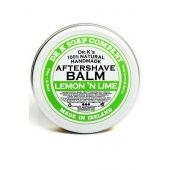 Dr K Soap Company after shave balm Lemon and Lime 60gr