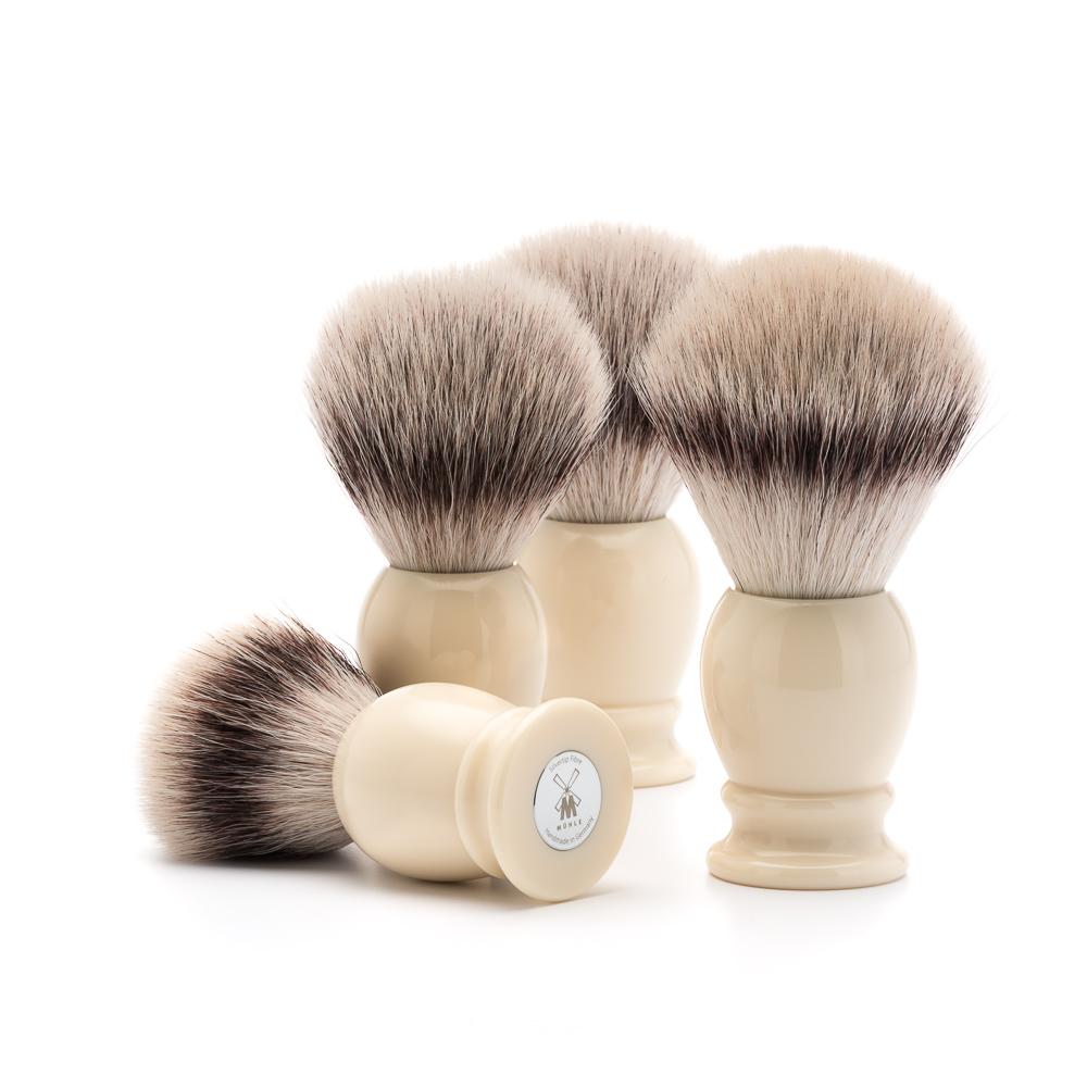 scheerkwasten van synthetische haren