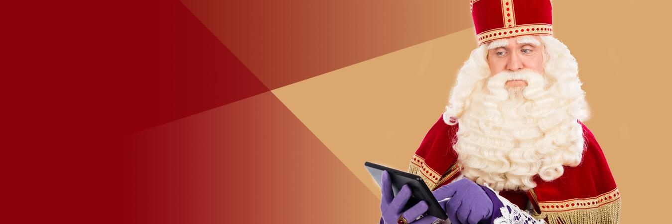 Sinterklaas aanbieding